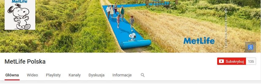 MetLife Polska YT