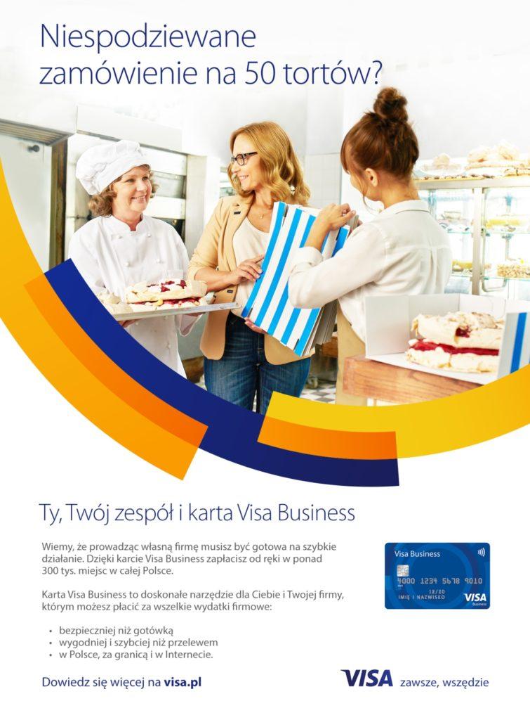 Ty Twoj zespol i karta Visa Business-2