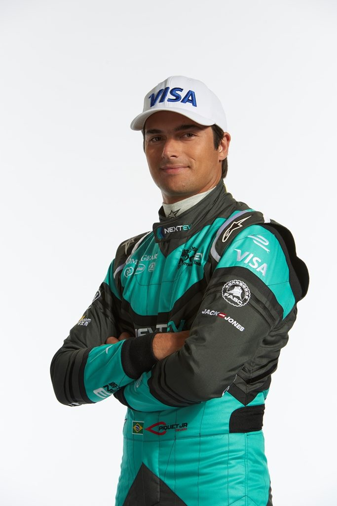 Kierowca-ambasador Visa_Nelson Piquet Jr