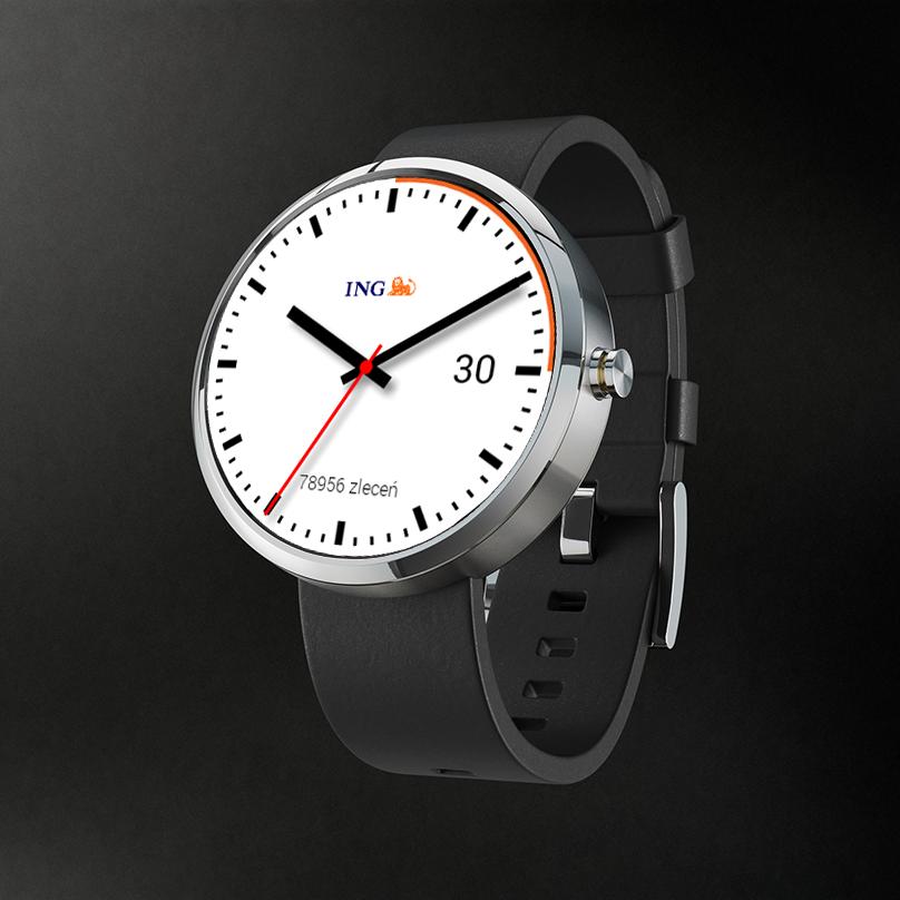 Aplikacja ING Business na zegarki z Android Wear - Mojebankowanie.pl ac3d6d2b654a