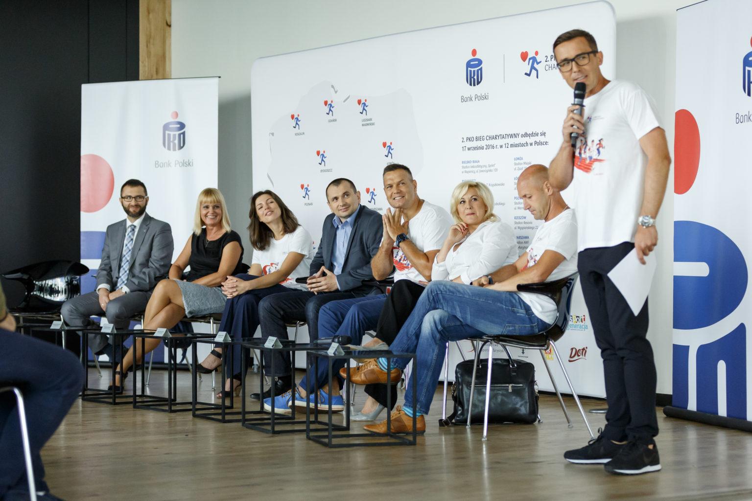PKO Bank Polski zaprasza na 2. PKO Bieg Charytatywny