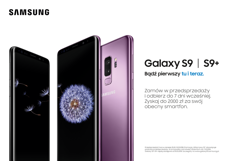 Nowy Samsung S9